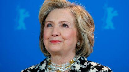 Clinton: Biden moet niet inbinden bij fotofinish verkiezingen