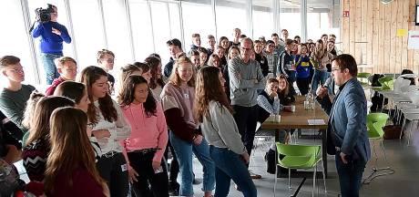 Klimaattop voor jongeren in Roosendaal: 'het klimaat boeit mij heel erg'