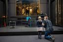 Geen topdrukte in het Rijksmuseum tijdens de herfstvakantie.