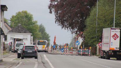 N46 Provincieweg-Oudenaardsesteenweg voor Hemelvaart terug open in beide richtingen