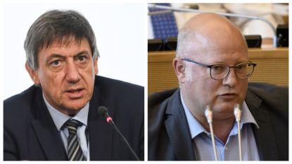 Jambon en Crucke zitten samen over repatriëringen illegalen vanop luchthaven Charleroi