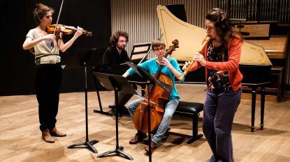 Kwartet brengt ode aan barokcomponist Georg Philipp Telemann