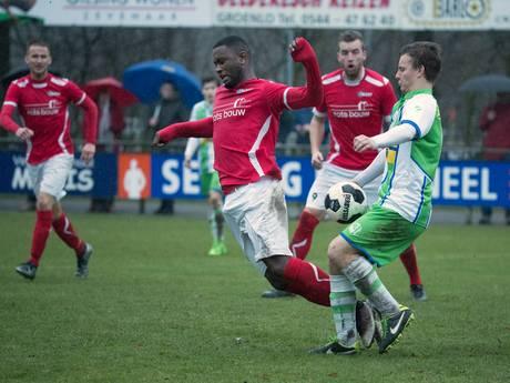 AZSV speelt 0-0 bij Sparta Nijkerk