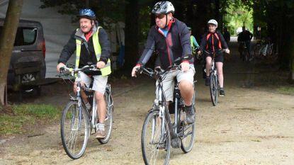 360 fietsers verkennen Lus van Grimbergen