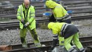 Spoorwerken niet tijdig klaar: tot 9 uur geen treinen tussen Denderleeuw en Brussel