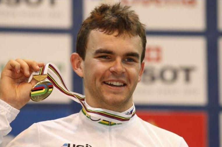 Bobridge veroverde drie wereldtitels op de piste.