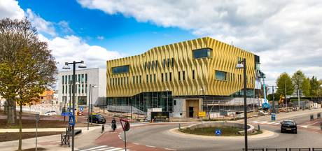 Cultuurgebouw Zinder is klaar, nu de parkeergarage nog