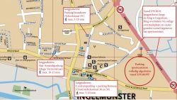 Parking sportcentrum vanaf 2 september afgesloten