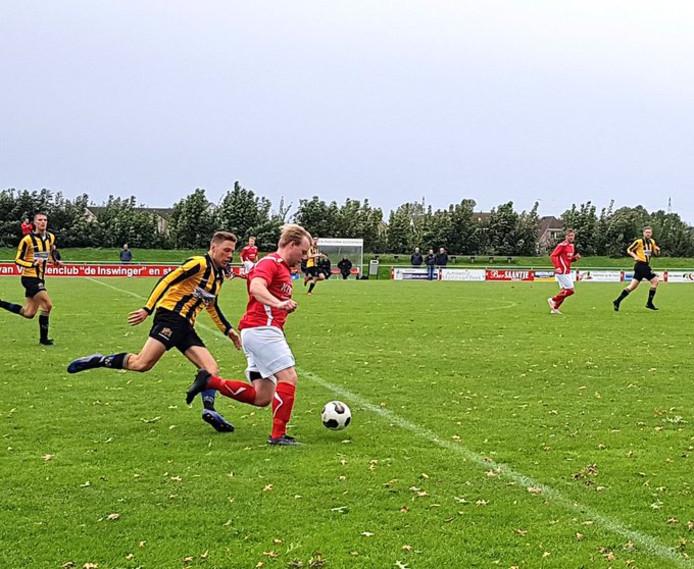 VENO verloor zondag met 0-2 van LAC Frisia 1883.