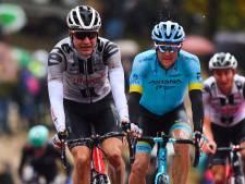 Kelderman boekt wederom tijdwinst in Giro: 'Niet aan de roze trui gedacht'