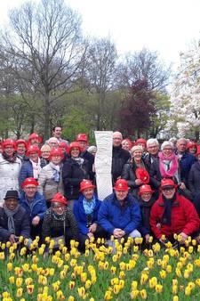 Tukkers tussen de tulpen