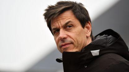 """Mercedes-baas Toto Wolff betreurt de exit van Vettel bij Ferrari: """"Jammer dat een tijdperk moet eindigen"""""""