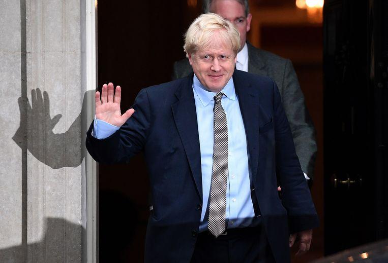 De Britse premier Boris Johnson wil in december nieuwe verkiezingen in zijn land.
