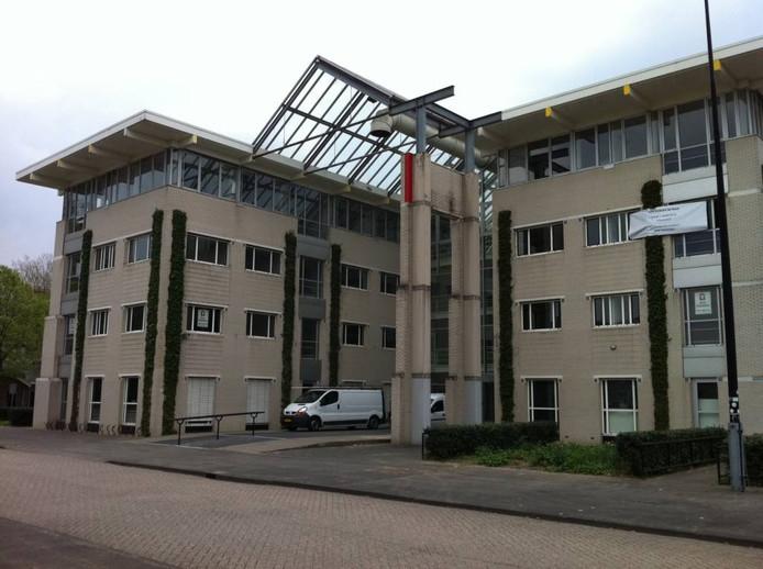 Het voormalige hoofdgebouw van Wageningen UR aan de Costerweg. Foto: Arnold Winkel/DG