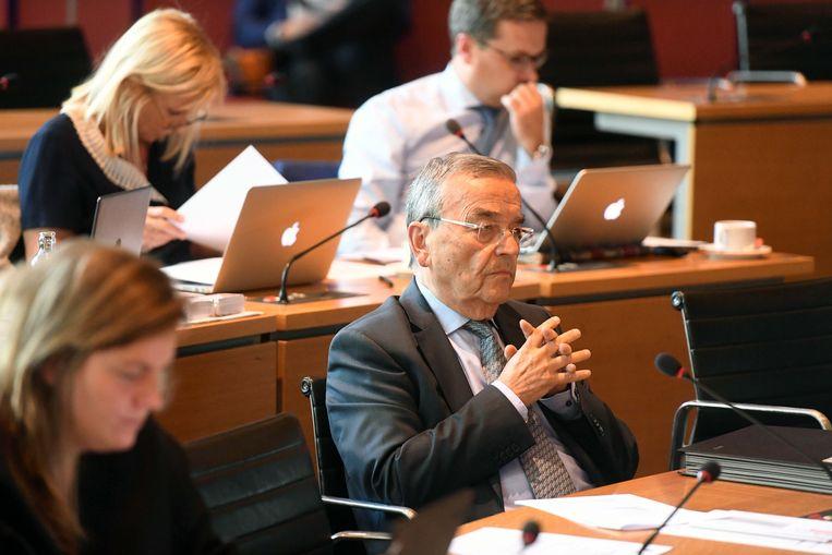 Louis Tobback (sp.a) liet duidelijk verstaan wat hij denkt van de beslissing van de deputatie om geen advies uit te brengen in het Al Ihsaan-dossier.