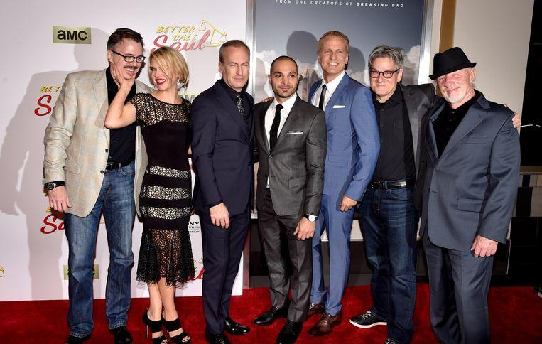 Cast en crew van Better Call Saul Beeld getty