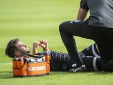 Heracles rest van het seizoen zonder aanvoerder Pröpper