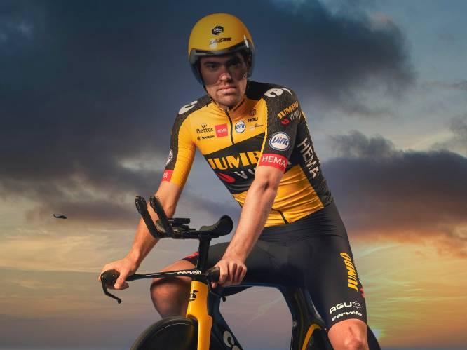 """Nederlander Tom Dumoulin stopt tijdelijk met wielrennen: """"Voelt alsof rugzak van 100 kilo van mijn schouders valt"""""""