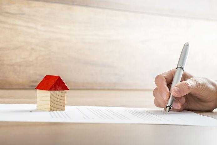 Een vaste baan hebben: het helpt bij de aanvraag van een woonlening, maar een must is het niet.