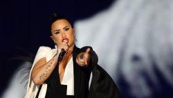 Demi Lovato rekent af met kritische fan op Instagram