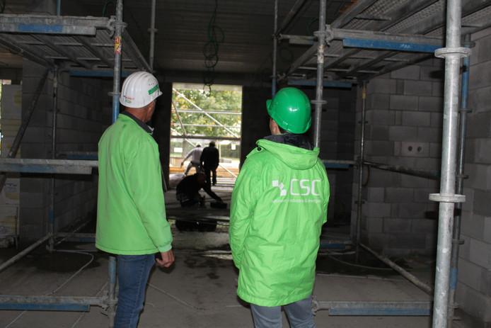 31 métiers de la construction sur 39 sont en pénurie, en Province de Liège.