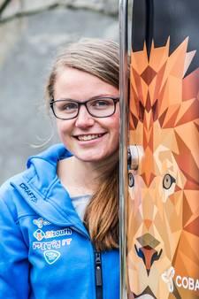 Hoe ervaart olympiër Kimberley Bos uit Ede een skeletonrun?