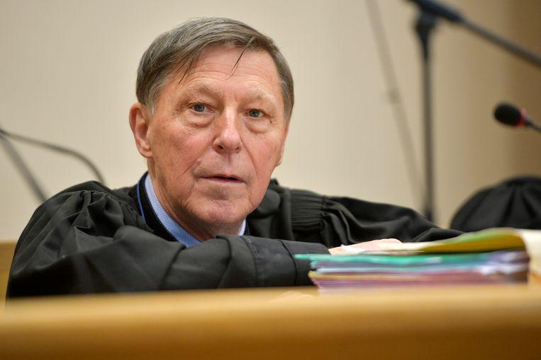 Advocaat Jef Vermassen verdedigt de slachtoffers van moordenaar Kim De Gelder.