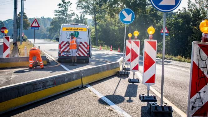 Verbindingsweg Grote Ring en Koning Boudewijnlaan tijdelijk afgesloten vanaf 16 oktober