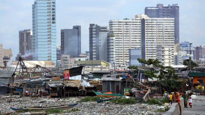 Negen doden bij woningbrand in Manilla