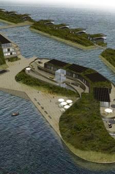 Noord-Beveland en Zeeuwse Lagune schikken minnelijk - 4 ton voor initiatiefnemer