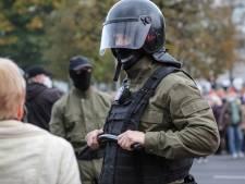 La police bélarusse menace de tirer à balles réelles pour mater la contestation