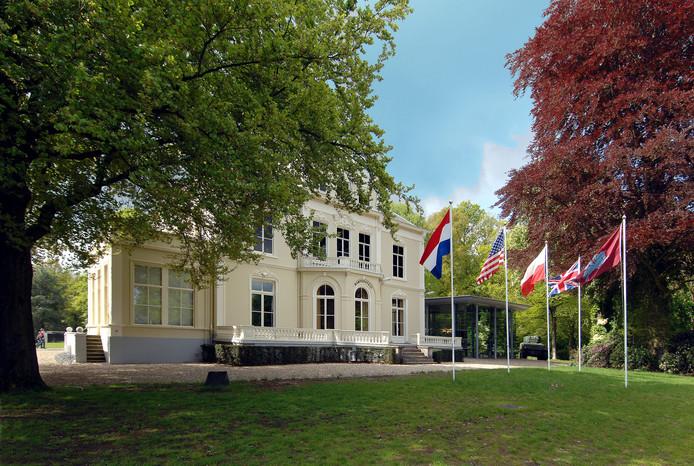 Airborne Museum Hartenstein in Oosterbeek.