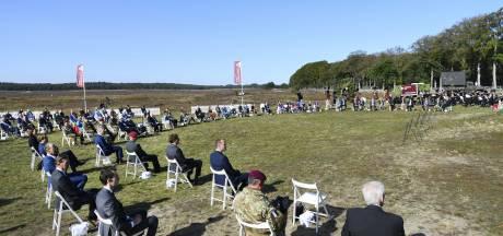 Alles is anders bij de herdenking op de Ginkelse Heide: 'Zo vreemd'