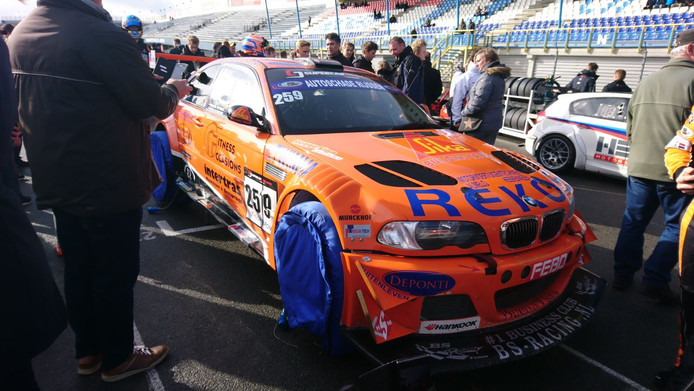 BS-Race team in Assen