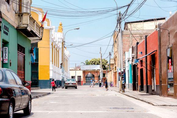 Barranco in Lima.