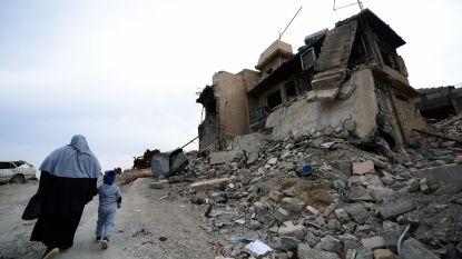 Washington wil geen steen bijdragen aan wederopbouw Irak