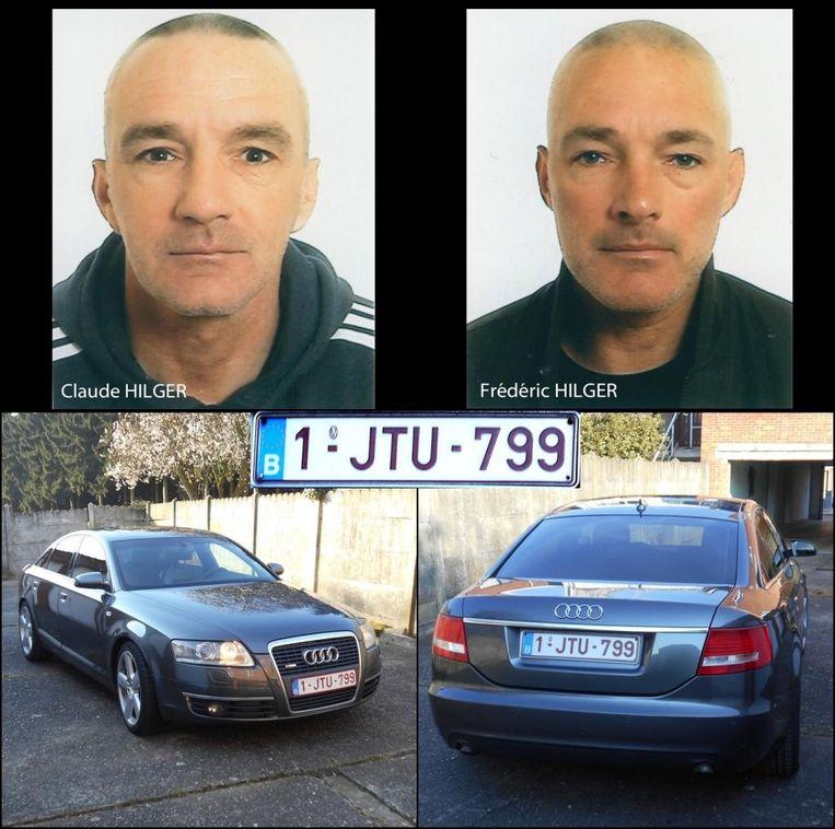 De politie verspreidde bovenstaand opsporingbericht nadat de broers sinds 8 maart niet meer gezien werden.