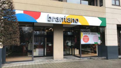 Brantano in Turnhout gesloten na gewapende overval