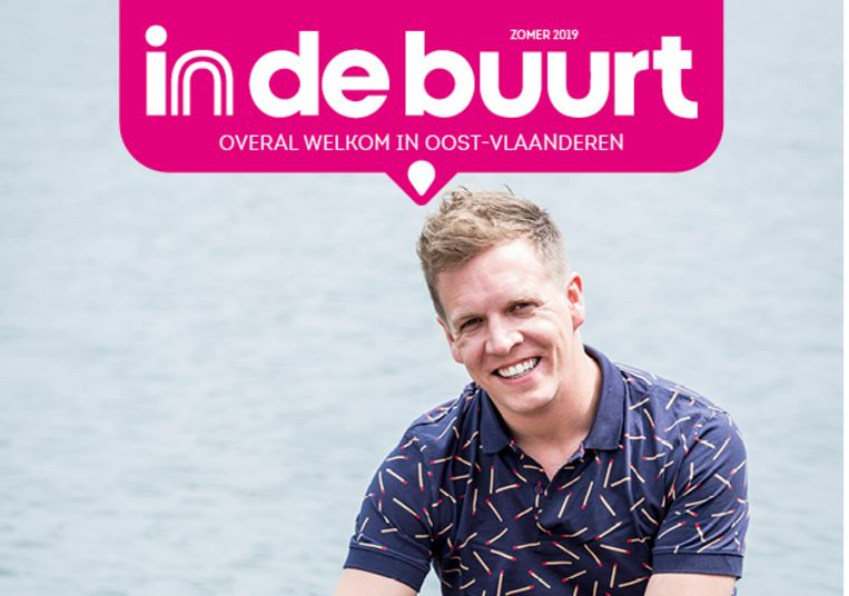 Cover In De Buurt Oost-Vlaanderen