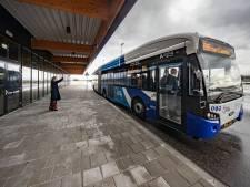 Eerste waterstofbus in Flevoland gaat begin 2021 rijden