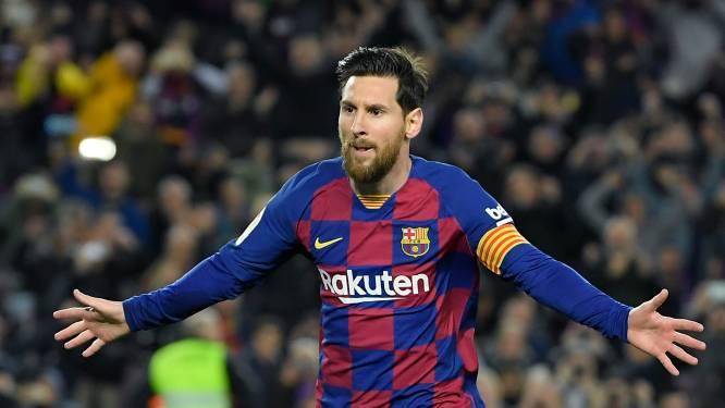 """Spaanse media buigen zich over verlengd verblijf van Messi: """"Zijn populariteit heeft een knauw gekregen"""""""