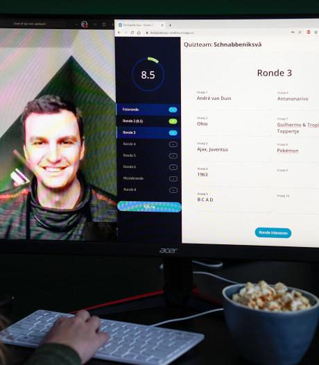 Enschedeër ontwikkelt pubquiz-app: toch gezellig samen een biertje doen