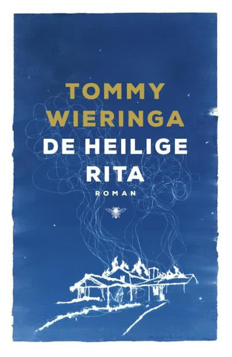 Tommy Wieringa De heilige Rita Beeld Tommy Wieringa
