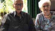 Raymond en Julia 70 jaar getrouwd