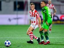 Jeugdcoach Kaak (TOP Oss) ten onder tegen ex-ploeg De Graafschap