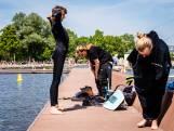 Wakeboarden met een tijdslot: 'Gelukkig is het water wel gewoon open'