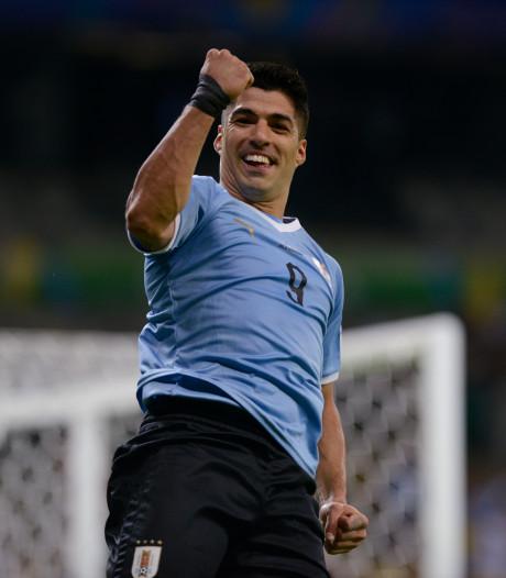 Copa America: Cavani et Suarez assurent avec l'Ururguay