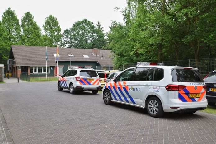Onrust bij azc Oisterwijk.