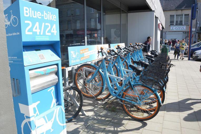 Blue-bike.
