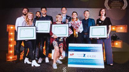 Productiehuis Sylvester twee keer bekroond op Belgisch Corporate Video Festival